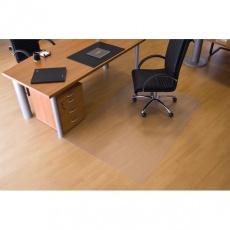 Podložka pod židli na podlahu RS Office Ecoblue 130 x 120 cm