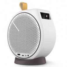 BENQ PRJ GV30 DLP, LED; 720P, 300 ANSI lumen; 100 000:1,USB,5W Chamber Speaker x 1; android TV