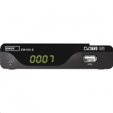EMOS EM190-S HD  set-top box