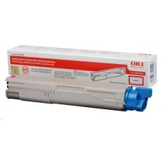 Bazar - Oki Toner Magenta do C3520 MFP/C3530 MFP/MC350/MC360 (2.5k) - poškozený obal