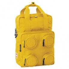 Školská aktovka Signature Brick 2x2 batoh - žltý LEGO