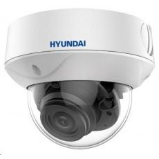 HYUNDAI analog kamera, 2Mpix, 25 sn/s, obj. 2,7-13,5mm (100°), HD-TVI / CVI / AHD / ANALOG, DC12V, IR 60m,WDR 120dB,IP67