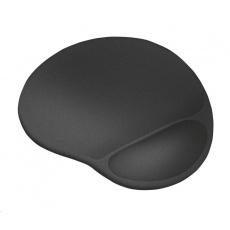 TRUST podložka pod myš GXT 761 BigFoot XL Gel Mouse Pad, black/černá