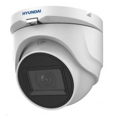 HYUNDAI analog kamera, 2Mpix, 25 sn/s, obj.2,8mm (100°), HD-TVI / CVI / AHD / ANALOG, DC12V, IR 30m, WDR digit.,DNR,IP67