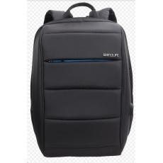 """Bestlife batoh na 15.6"""" notebook s poistkou proti krádeži a usb konektormi na nabíjanie"""