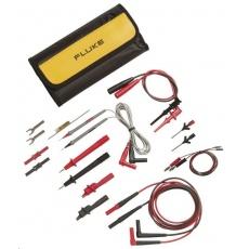 Sada bezpečnostních měřicích kabelů Fluke TLK287 , červená, černá