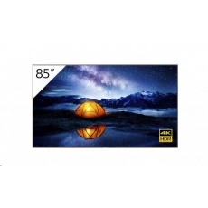SONY 85'' 4K 24/7 Professional BRAVIA without Tuner