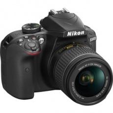 Digitálna zrkadlovka D3400+AF-P 18-55 VR KIT NIKON