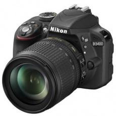 Digitálna zrkadlovka D3400 + 18-105 VR NIKON