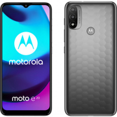Mobilný telefón Moto E20 2/32GB DS Graphite MOTOROLA