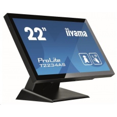 iiyama ProLite T2234AS-B1, 54.6cm (21.5''), Projected Capacitive, eMMC, Android, black