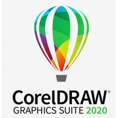 CorelDRAW Graphics Suite 2021 Enterprise License (includes 1 Yr CorelSure Maintenance)(1-4) EN/DE/FR/ES/BR/IT/CZ/PL/NL