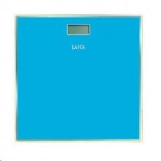 Laica digitální osobní váha modrá 150kg