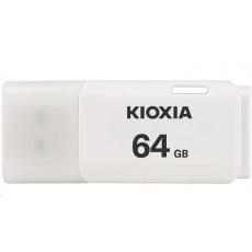 KIOXIA Yamabiko Flash drive 64GB U203, bílá