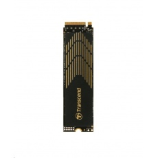 TRANSCEND SSD MTE240S 500GB, M.2 2280, PCIe Gen4x4, with Heatsink 3800/2800 MB/s