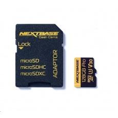 Nextbase - 128GB U3 Micro SD Card with Adapter