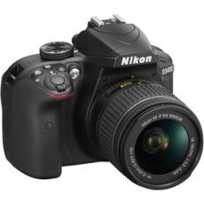 Digitálna zrkadlovka D3400+AF-P 18-55 non VR BLACK NIKON