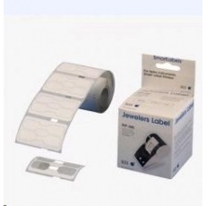 Seiko zlatnícke etikety, 11x51,5mm 525ks / role (obsahuje dve rolky)