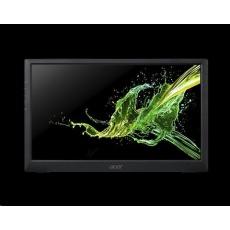 """Rozbaleno - ACER LCD PM161Qbu, 40cm (15.6""""),IPS LED,1920x1080,USB Type-C,100M:1,220 cd/m,7ms,černá"""
