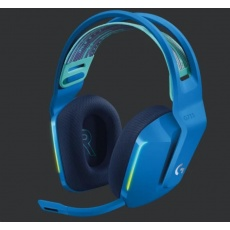 Logitech herní sluchátka G733, LIGHTSPEED Wireless RGB Gaming Headset, EMEA, blue