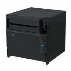 Seiko pokladní tiskárna RP-F10, řezačka, Horní/Přední výstup, USB, černá, zdroj