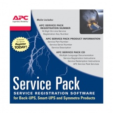 APC 3 Year Service Pack Extended Warranty (for New product purchases), SP-01A, pro BE400, BE650G2, BE850G2