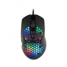 C-TECH herní myš Scarab, 7200 DPI, RGB podsvícení, USB