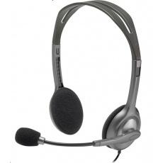 Logitech Headset H110 Stereo POŠKOZEN OBAL