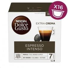 NESCAFÉ Dolce Gusto® Espresso Intenso kávové kapsle 16 ks