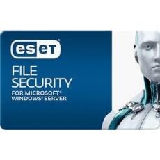 ESET File Security for Microsoft Windows Server 1 SRV - 3 ročné predĺženie
