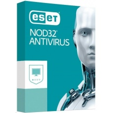 ESET NOD32 Antivirus: Krabicová licencia pre 1 PC na 1 rok