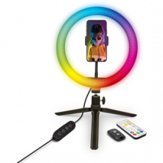Držiak telefónu YSM 710 LED Ring držiak telefónu YENKEE