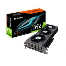 GIGABYTE VGA NVIDIA GeForce RTX 3070 EAGLE OC 8G Rev. 2.0, RTX 3070 LHR, 8GB GDDR6, 2xDP, 2x HDMI