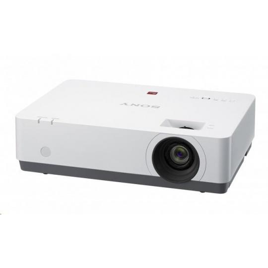 SONY projektor VPL-EW455 3500lm, WXGA, 20000:1, 2 XRGB, 2X HDMI, USB, S-Video, Video in, RJ45, RS232