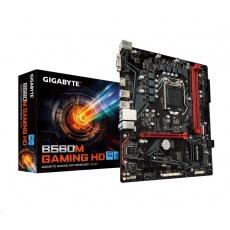 GIGABYTE MB Sc LGA1200 B560M GAMING HD, Intel B560, 2xDDR4, 1xHDMI, VGA, mATX