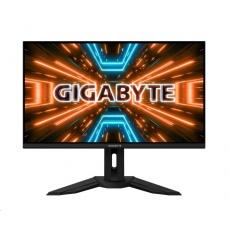"""Gigabyte MT LCD - 32"""" Gaming monitor M32Q, 2560:1440px, Quad HD, SS IPS, 350 cd/m2, 0.8ms, 165Hz, 2xHDMI 2.0, 1xDP"""