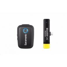 Saramonic Blink 500 B5 (TX+RX UC) - klopový mikrofon, USB-C