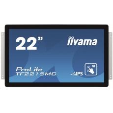 iiyama ProLite TF2215MC-B2, 54.6cm (21.5''), Projected Capacitive, 10 TP, Full HD, black