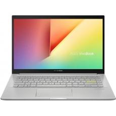 """ASUS NTB VivoBook - 14"""",Intel Core i5-1135G7,16GB,512GBSSD,Intel Iris Xe Graphics,W10H,Stříbrná"""