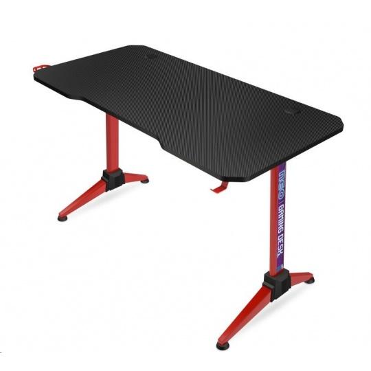 CONNECT IT NEO herní stůl, červená