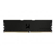 DIMM DDR4 8GB 3600MHz CL18 SR GOODRAM IRDM PRO, Deep Black