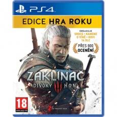 Hra pre Playstation 4 Zaklínač 3:Divoky Hon-EDICE HRA ROKU PS4