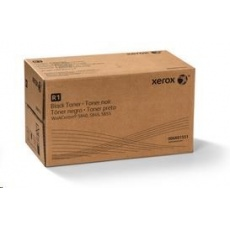 Xerox WorkCentre 5845/5855 BLACK Toner Cartridge (76,000 pages) pro WC 58xx_Luminance