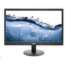 "AOC MT LCD - WLED 19.5"" e2070Swn, 1600x900, 20M:1, 200cd/m, 5ms, D-Sub"