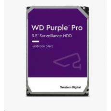 WD PURPLE PRO WD8001PURP 8TB SATA/600 256MB cache, 245 MB/s, CMR
