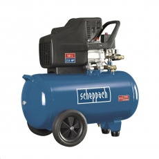 Scheppach HC 51 - olejový kompresor 50 l