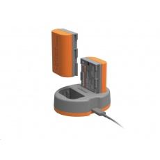 Hahnel Canon HLX-E6N Power Kit - poškozený obal