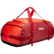 THULE cestovní taška Chasm, 130 l, oranžovo-červená