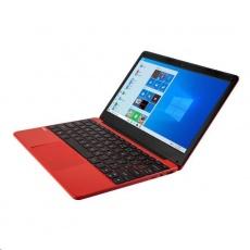 "UMAX NTB VisionBook 12Wr Red - 11,6"" IPS FHD 1920x1080,Celeron N4020@1,1 GHz,4GB,64GB,Intel UHD,W10P,Červená"