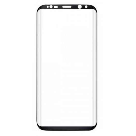 Aligator ochrana displeje Glass Full Cover pro Samsung Galaxy S8, černá